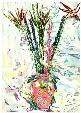 Tropical Punch : Botanicals : Jonna White Gallery